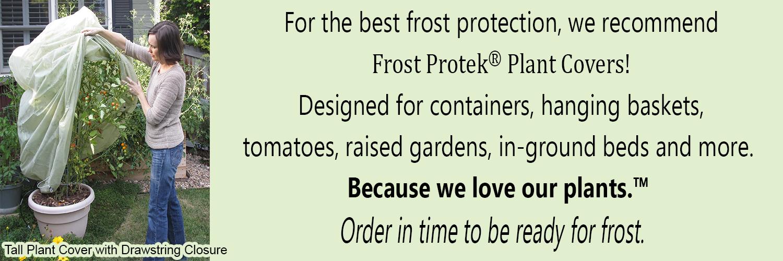 Frost Protek Plant Covers