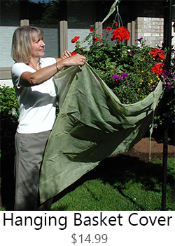 Hanging Basket Plant Cover