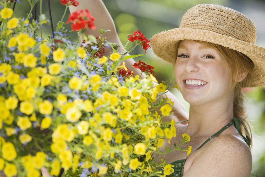 protect hanging baskets