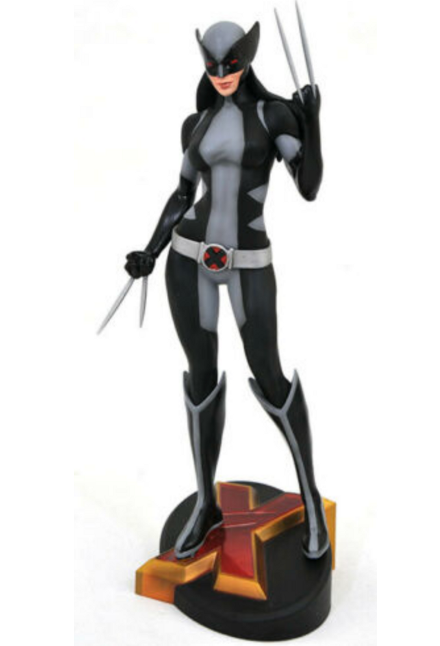 San Diego Comic-Con 2019 Exclusive* NEW* Marvel Gallery X-Force X-23 Statue