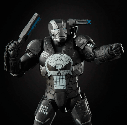 """Marvel Legends The Punisher Exclusive 6/"""" Inch Action Figure Comme neuf IN BOX"""
