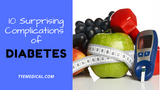 10 Complications of Diabetes You Weren't Expecting