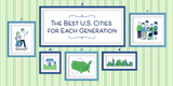 The Best Cities In America Based On Your Age