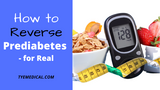 How to Reverse Prediabetes (Yes, It's Possible)