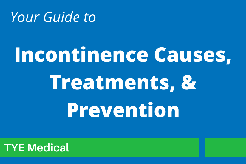 """Feature Image """"Incontinence Causes, Treatments, and Prevention"""""""