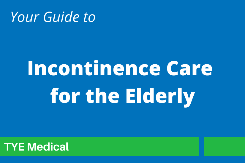 """Feature Image """"Incontinence Care for the Elderly"""""""