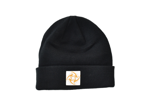 Gold Star Beanie Midnight Collection