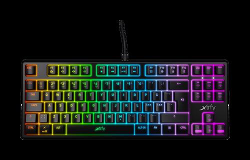 K4 RGB Tenkeyless