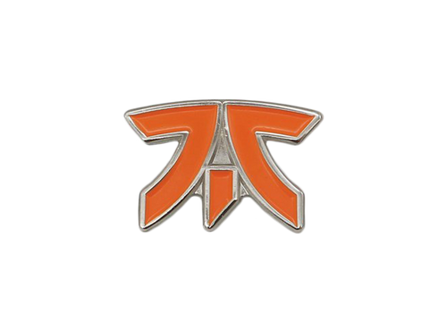 Fnatic Logo Pin