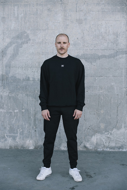 Core Sweatshirt Black