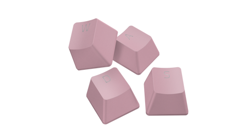 PBT Keycap Upgrade Set - Quartz Pink