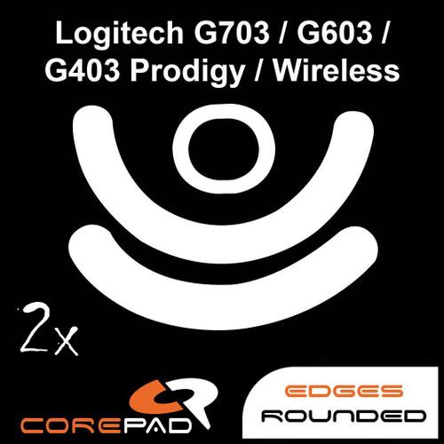 Logitech G703 / G603 / G403 Prodigy / Wireless