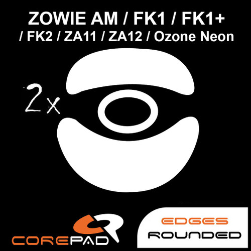 Zowie AM / FK1 / FK1+ / FK2 / ZA11 / ZA12 / Ozone Neon / Neon M10