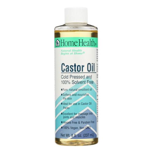 Home Health Castor Oil - 8 oz