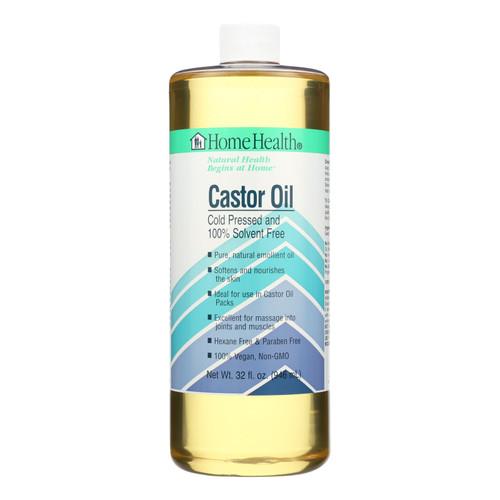 Home Health Castor Oil - 32 fl oz