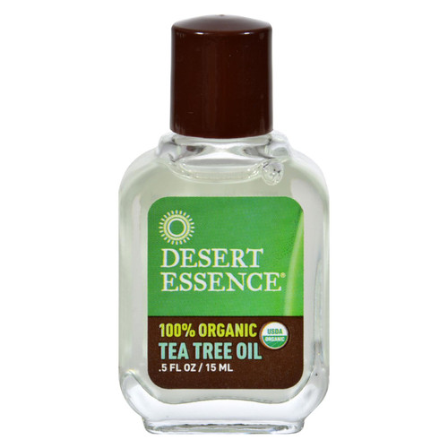 Desert Essence Tea Tree Oil - 0.5 fl oz
