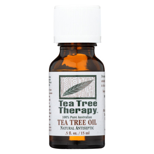 Tea Tree Therapy Tea Tree Oil - 0.5 fl oz