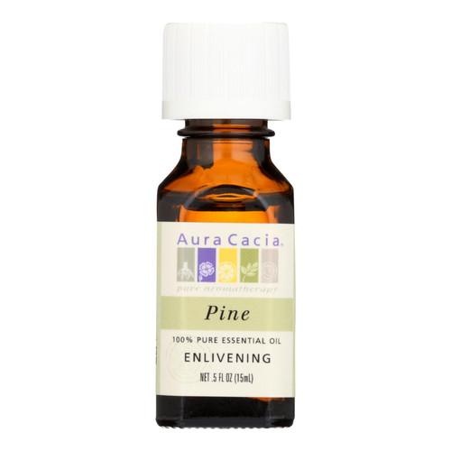 Aura Cacia Pure Essential Oil Pine - 0.5 fl oz