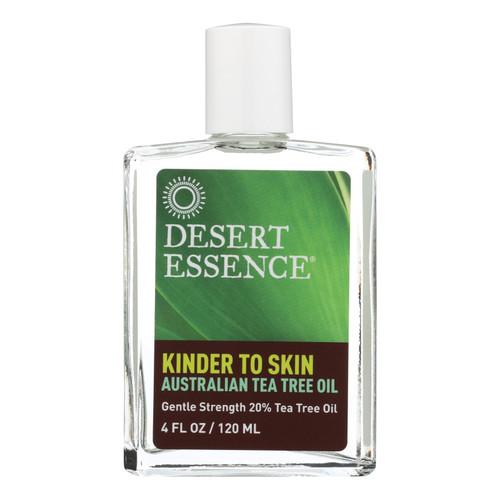 Desert Essence Kinder to Skin Australian Tea Tree Oil - 4 fl oz