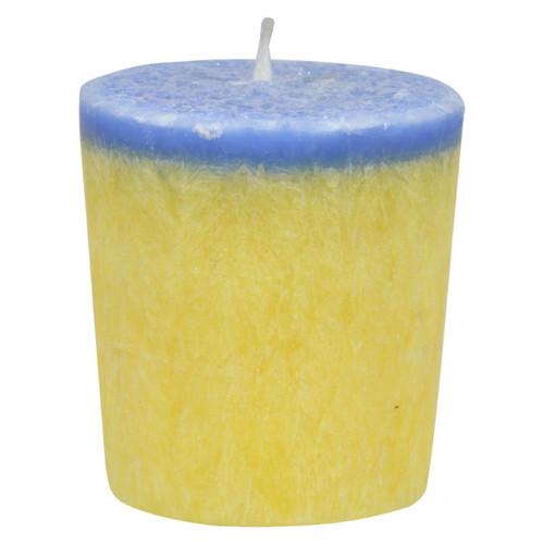 Aloha Bay Votive Candle - Romance - Case of 12 - 2 oz