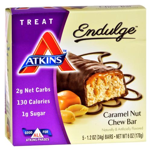 Atkins Endulge Bar Caramel Nut Chew - 5 Bars on  Appalachian Organics