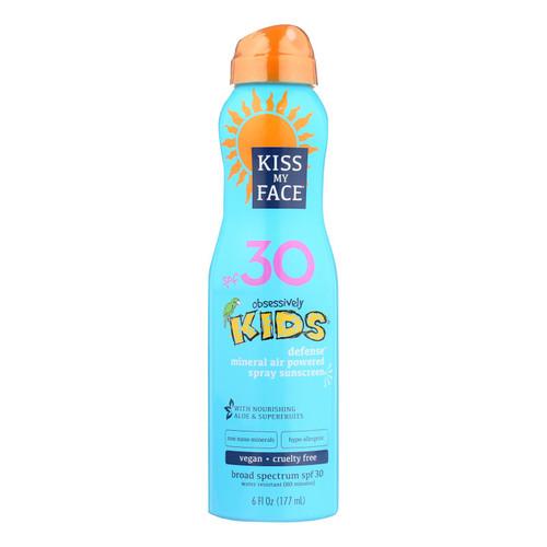 Kiss My Face Sunscreen - Kids Defense - SPF 30 - 6 oz