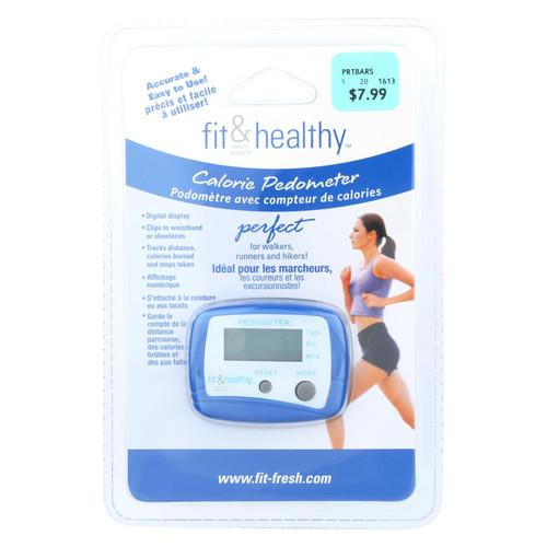 Fit and Fresh Calorie Pedometer on  Appalachian Organics