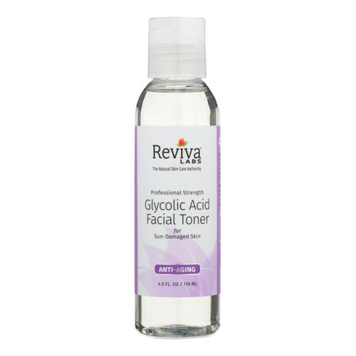 Reviva Labs Glycolic Acid Toner - 4 fl oz