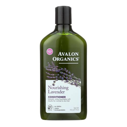 Avalon Organics Botanicals Conditioner Lavender - 11 fl oz