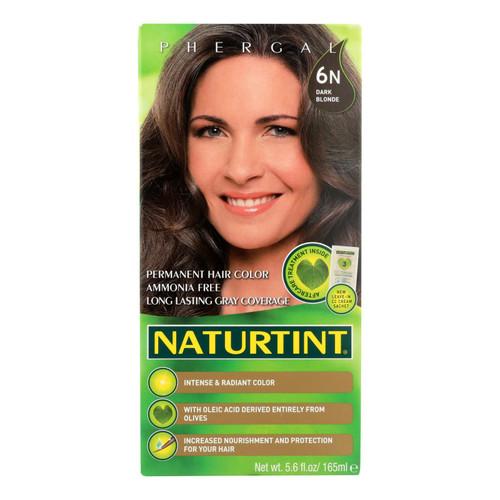 Naturtint Hair Color - Permanent - 6N - Dark Blonde - 5.28 oz