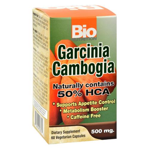 Bio Nutrition Garcinia Cambogia 500mg - 60 Vcaps on  Appalachian Organics