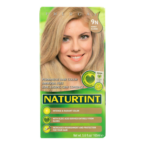 Naturtint Hair Color - Permanent - 9N - Honey Blonde - 5.28 oz