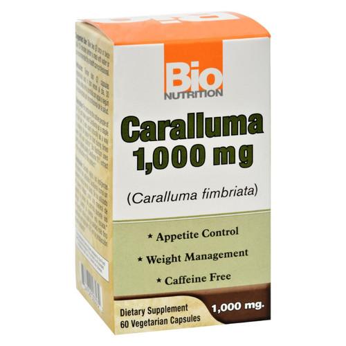 Bio Nutrition Caralluma - 1000 mg - 60 Vegetarian Capsules on  Appalachian Organics
