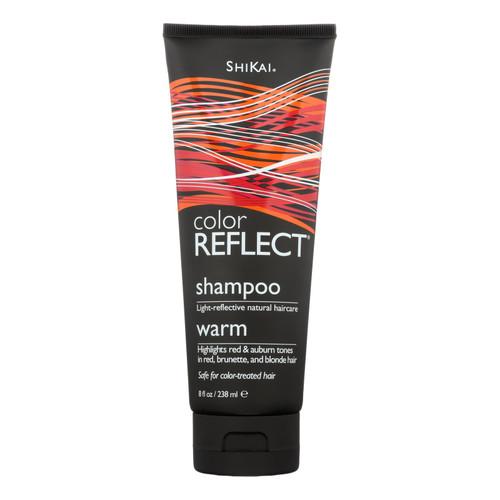 Shikai Color Reflect Warm Shampoo - 8 fl oz