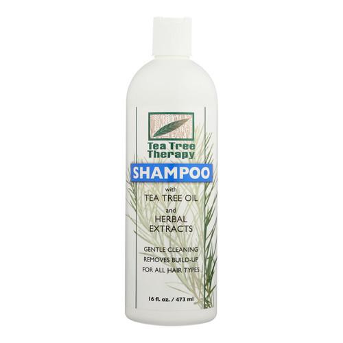 Tea Tree Therapy Shampoo - 16 fl oz