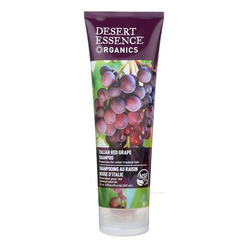 Desert Essence Shampoo Italian Red Grape - 8 fl oz
