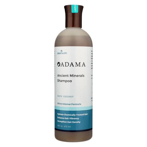 Zion Health Adama Minerals Shampoo - White Coconut - 16 fl oz