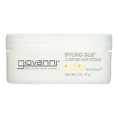 Giovanni Styling Glue Custom Hair Modeler - 2 fl oz