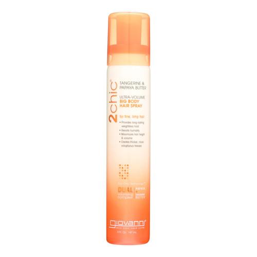 Giovanni Hair Care Products 2chic Hair Spray - Ultra-Volume - 5 fl oz