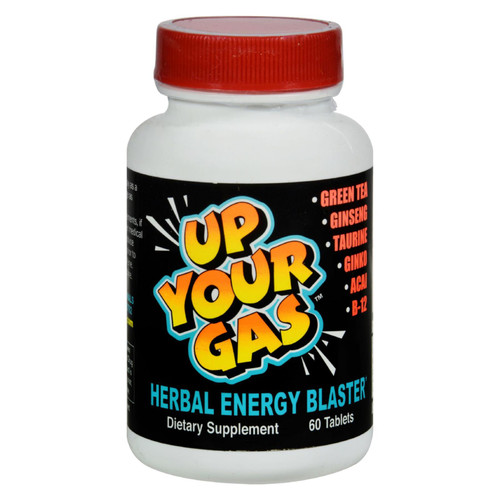House of David Up Your Gas Energy Blaster - 60 Tablets on  Appalachian Organics