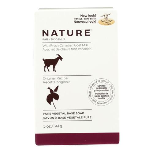 Canus Goats Milk Bar Soap - Original Fragrance - 5 oz