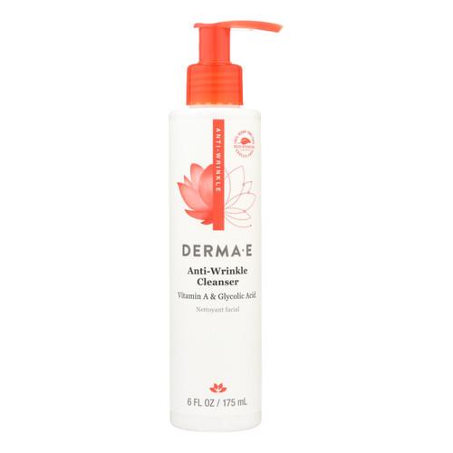 Derma E Vitamin A Glycolic Cleaners - 6 fl oz