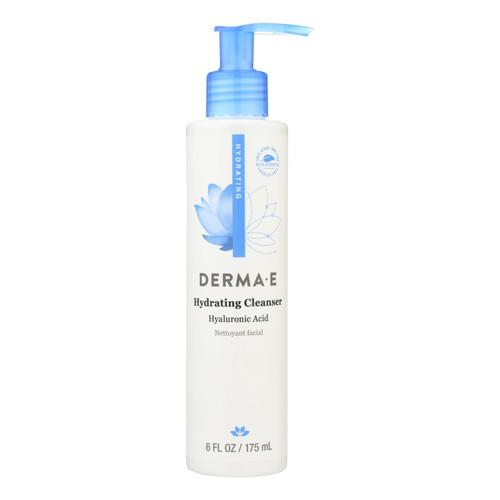 Derma E Hyaluronic Hydrating Cleanser - 6 fl oz