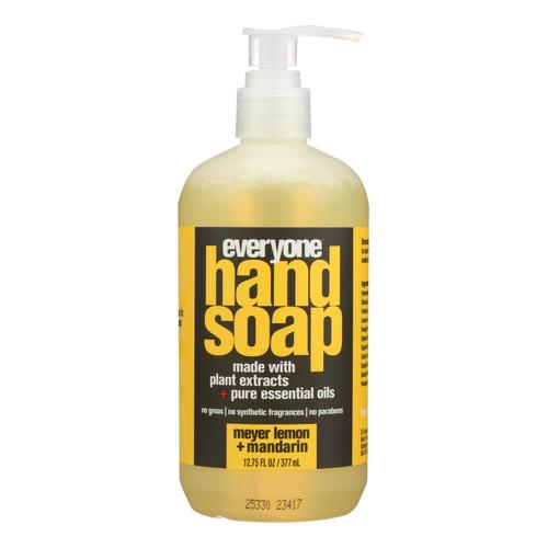 EO Products Everyone Hand Soap - Meyer Lemon and Mandarin - 12.75 oz