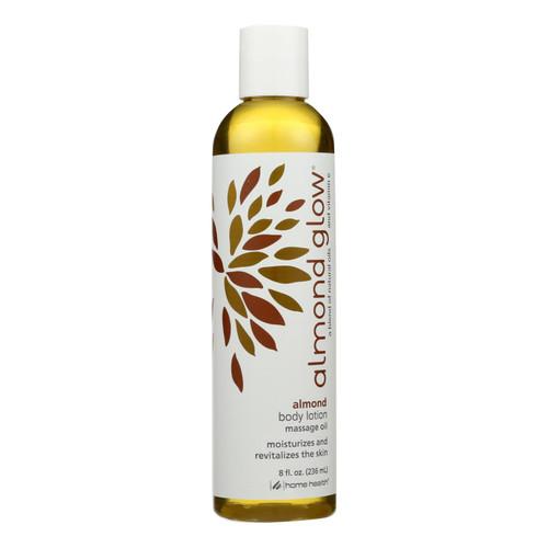 Home Health Almond Glow Skin Lotion Fragrance Free - 8 fl oz