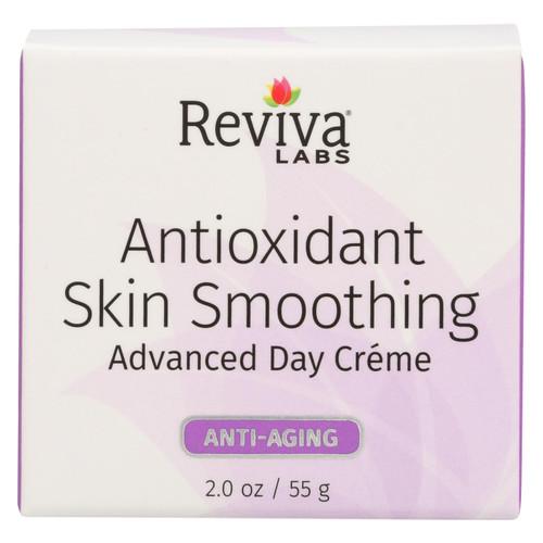 Reviva Labs Organic Day Cream Antioxidant and Texturizing - 2 oz