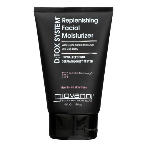 Giovanni D:tox System Replenishing Facial Moisturizer Step 3 - 4 fl oz