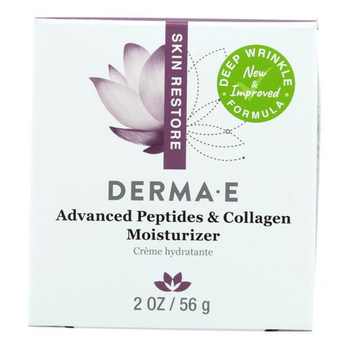 Derma E Peptides Plus Wrinkle Reverse Creme - 2 oz