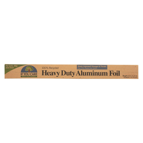 If You Care Heavy Duty Aluminum Foil - 30 Sq Ft Roll
