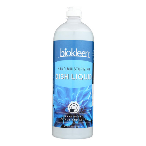 Biokleen Natural Dish Liquid - Case of 12 - 32 oz